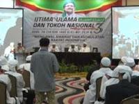 Ijtima Ulama III Akan Sikapi Kecurangan Pilpres Secara Agama Dan Konstitusi