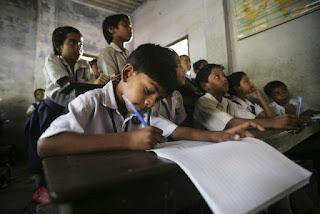الغش في الامتحان قصة للاطفال