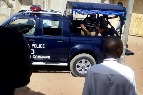 Robbers Busted As Police Uncover Warehouse With Charms