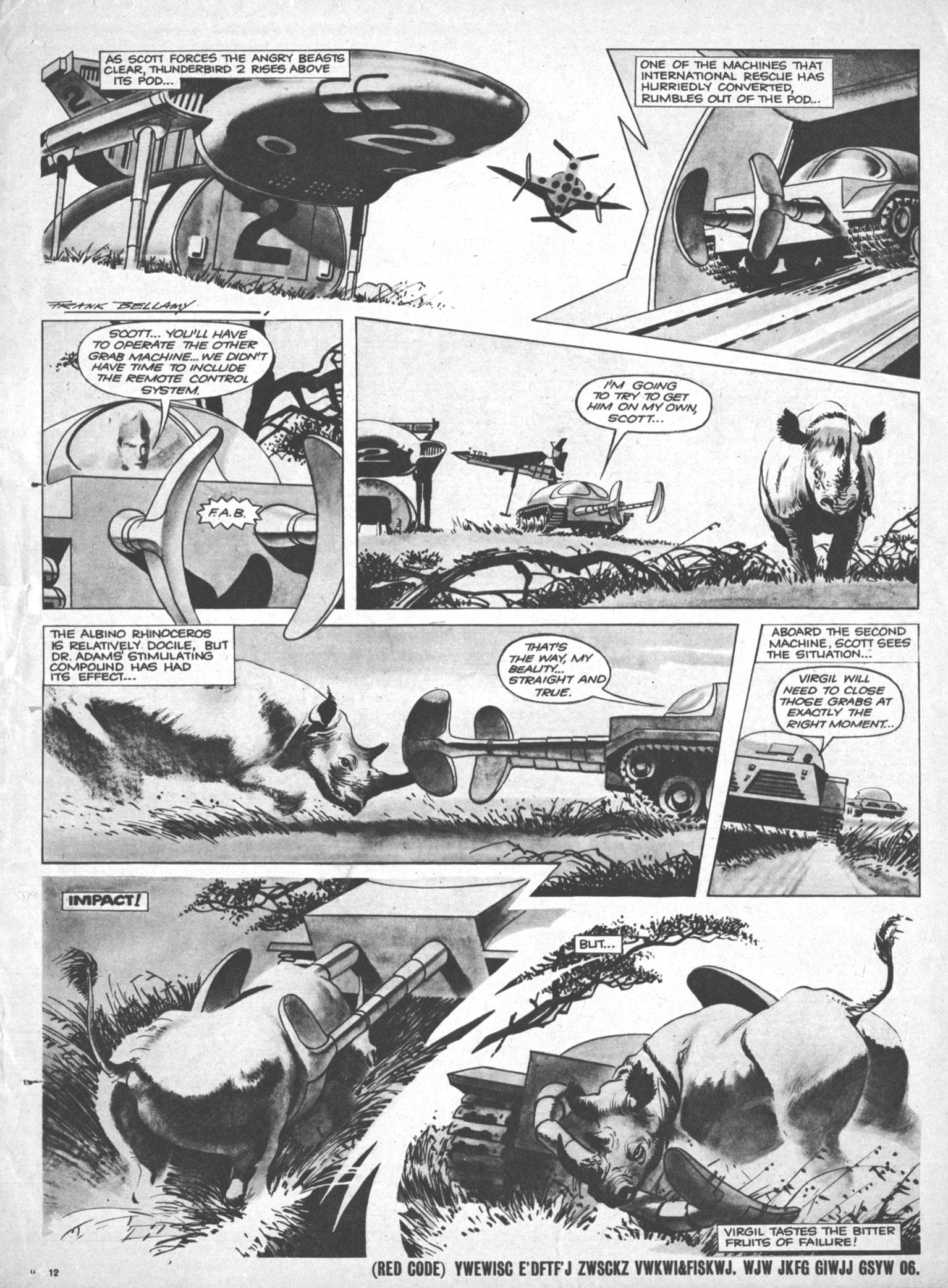 Read online TV Century 21 (TV 21) comic -  Issue #63 - 11