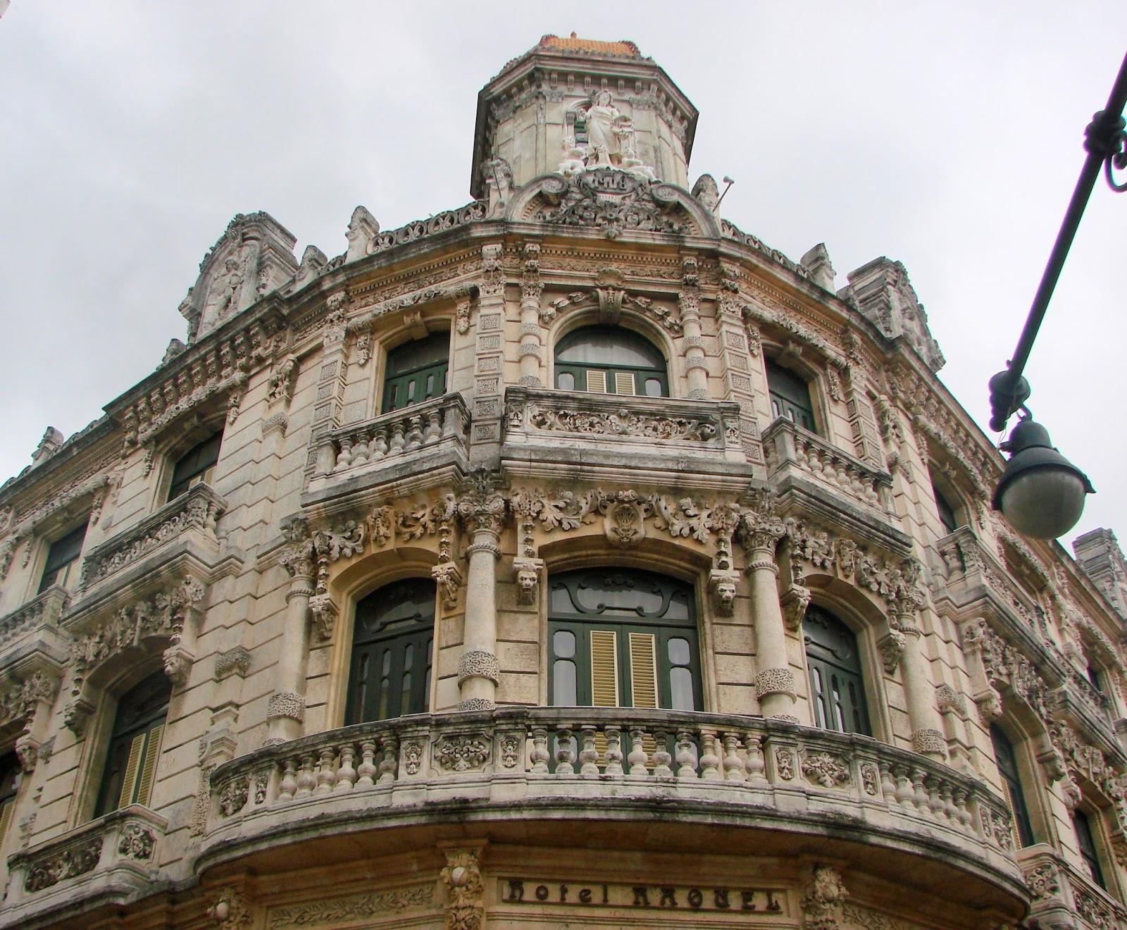 B.I. Redux: La Habana Vieja