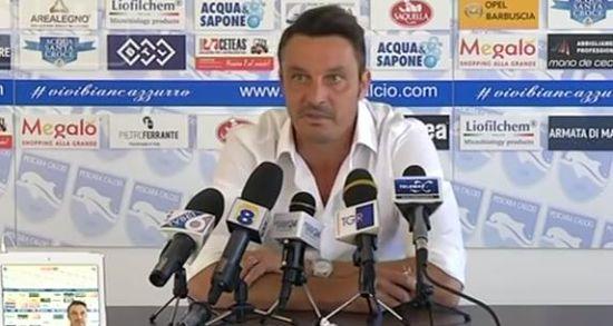 """Conferenza stampa ODDO: """"Giocano Manaj e Benali, A Bruno difficile rinunciare. Aquilani scalpita. Campagnaro gioca. Crescenzi o Vitturini."""""""