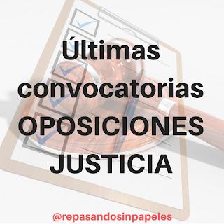 convocatoria-oposiciones-justicia