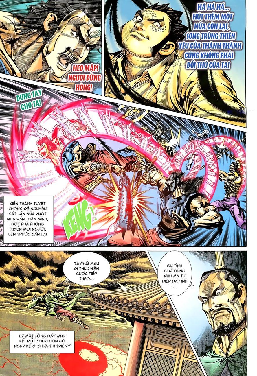 Đại Đường Uy Long chapter 79 trang 16