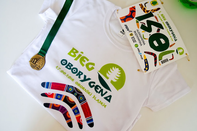medal na ukończenie biegu jak zdobyć?