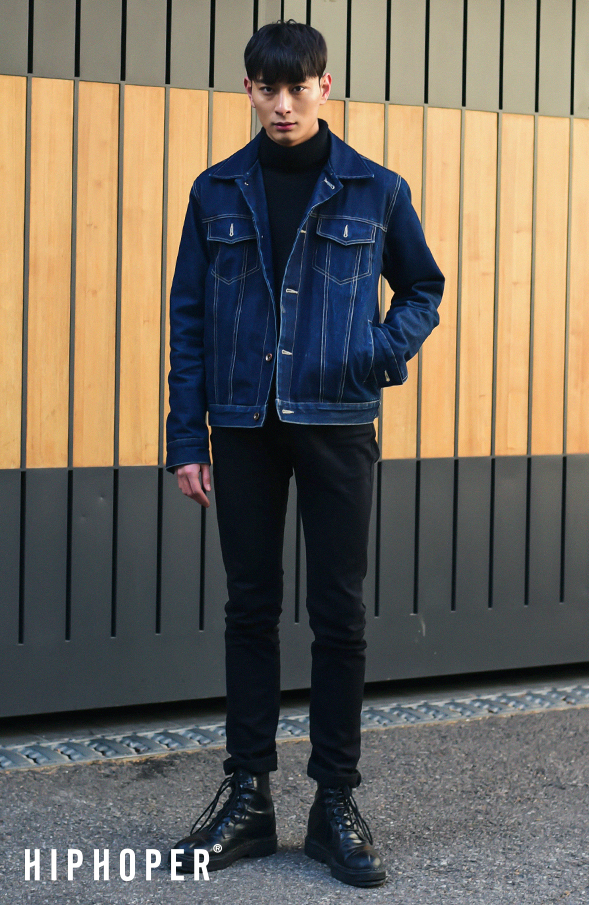 Korean Street Fashion Men Winter