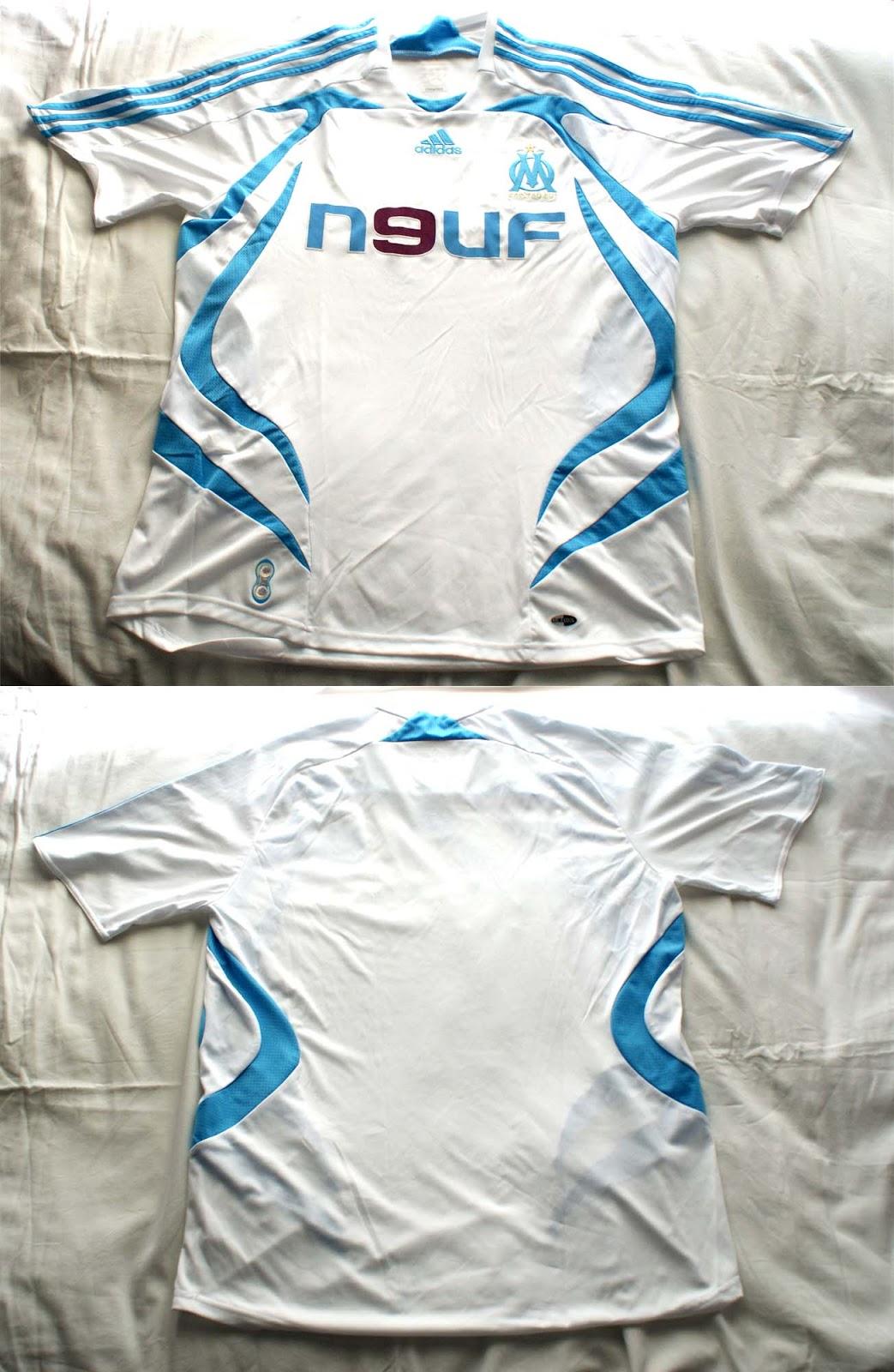 camiseta del marsella precio