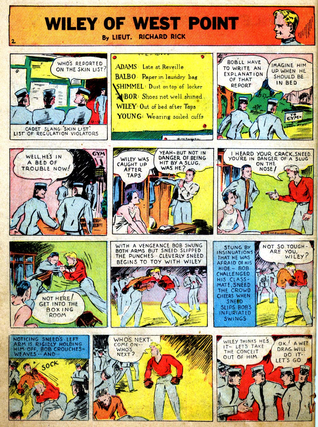 Read online All-American Comics (1939) comic -  Issue #4 - 63