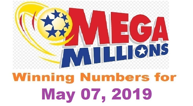 Mega Millions Winning Numbers For Tuesday, May 07, 2019