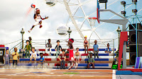 NBA Playgrounds Game Screenshot 2