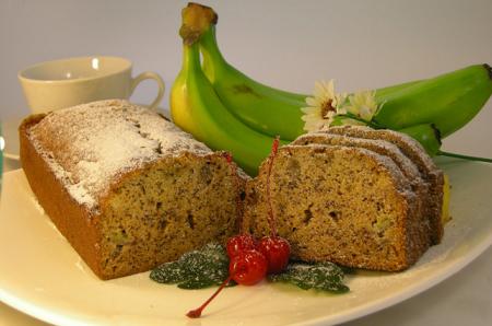 Cara membuat cake pisang yang mudah dan praktis