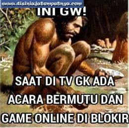 15 Meme Saksi Kocak Kalau Game Online Di Blokir KPAI