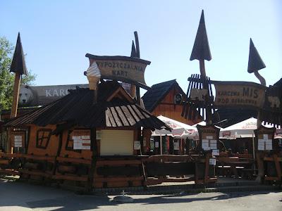 Restaurantes Gubałówka, mercado de Zakopane