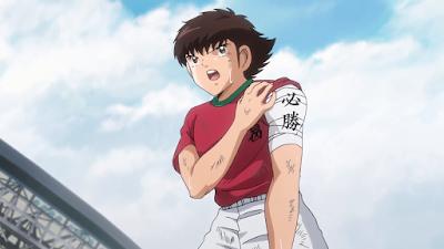 Captain Tsubasa (2018) Episode 45