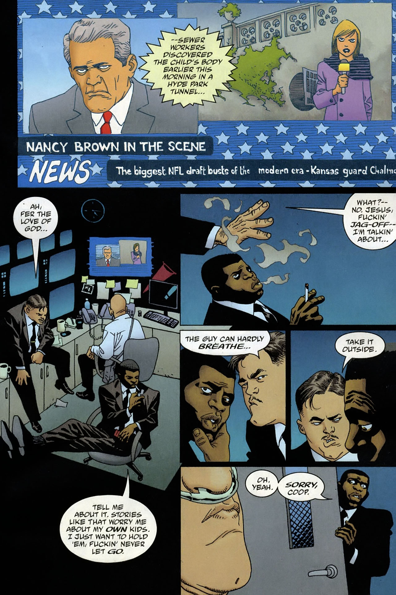 Read online 100 Bullets comic -  Issue #93 - 2