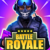 Battle Royale: FPS Shooter Unlimited Bank Notes MOD APK