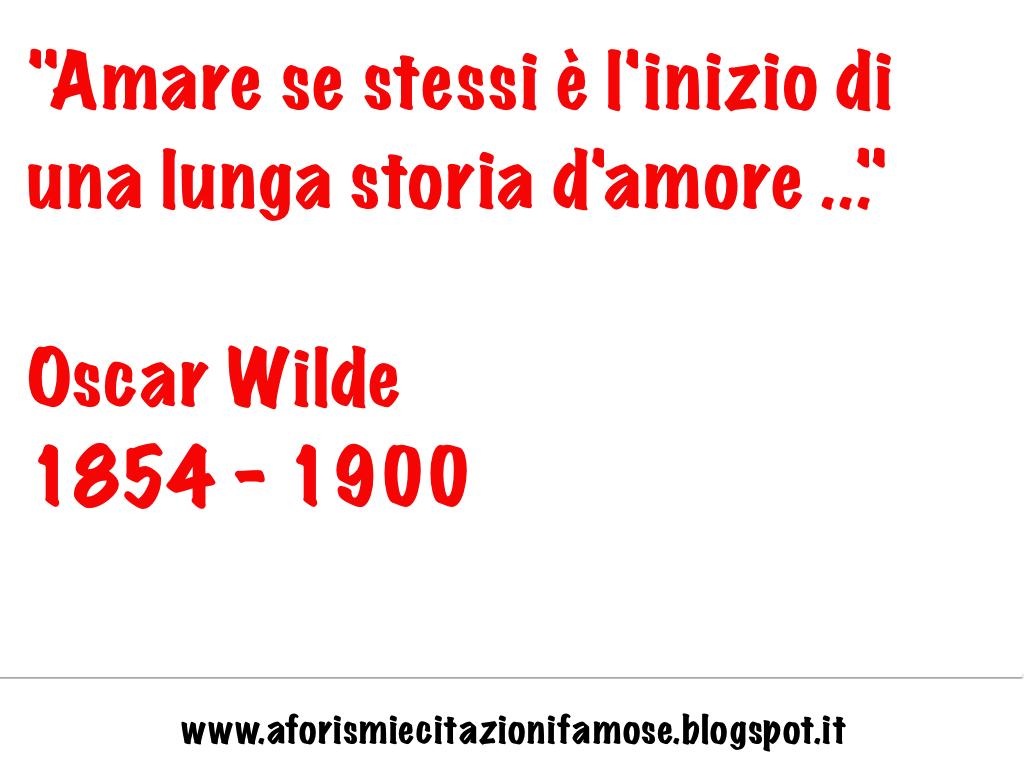 Frasi Oscar Wilde Sulla Vita