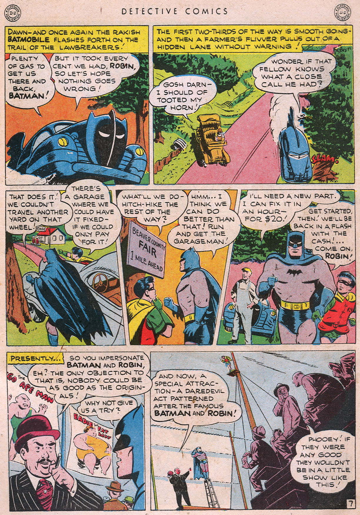 Read online Detective Comics (1937) comic -  Issue #105 - 9