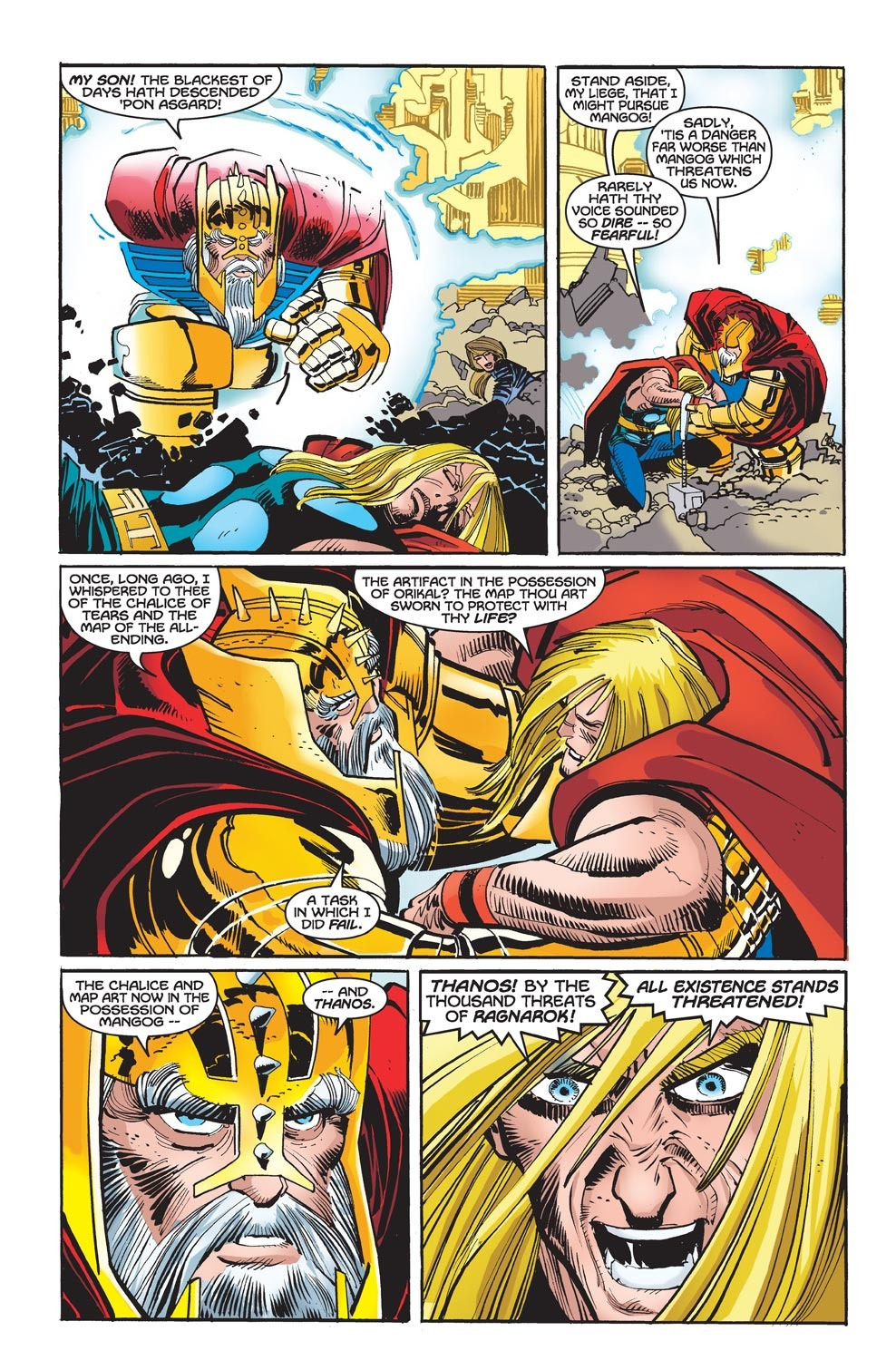 Thor (1998) Issue #21 #22 - English 20