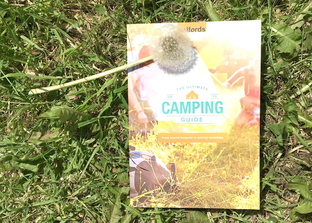 Halfords Ultimate Guide To Camping