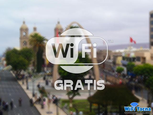 Internet WiFi Gratis
