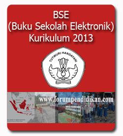 Buku Sekolah Eletronik (BSE) Kurikulum 2013