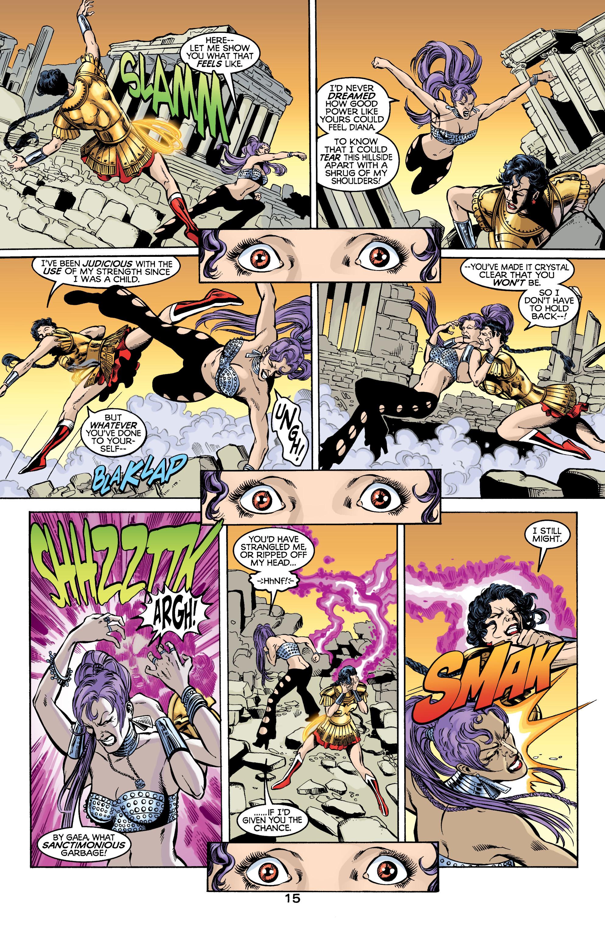 Read online Wonder Woman (1987) comic -  Issue #176 - 16
