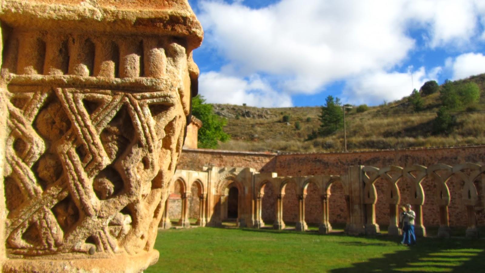 Arcos de San Juan de Duero, detalle