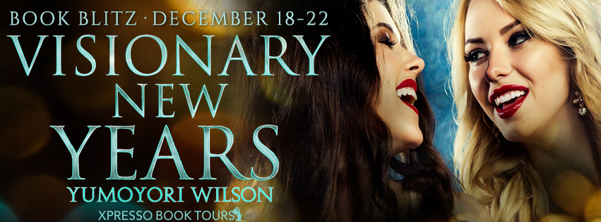 Visionary New Years Book Blitz