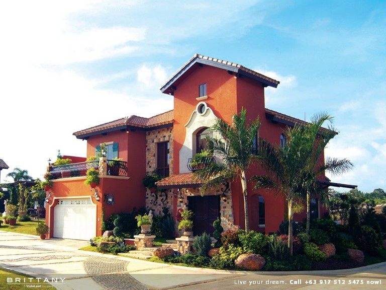 Pietro Model - Amore Portofino Luxury House for Sale in Exclusive Gated Community - Daang Reyna Las Pinas