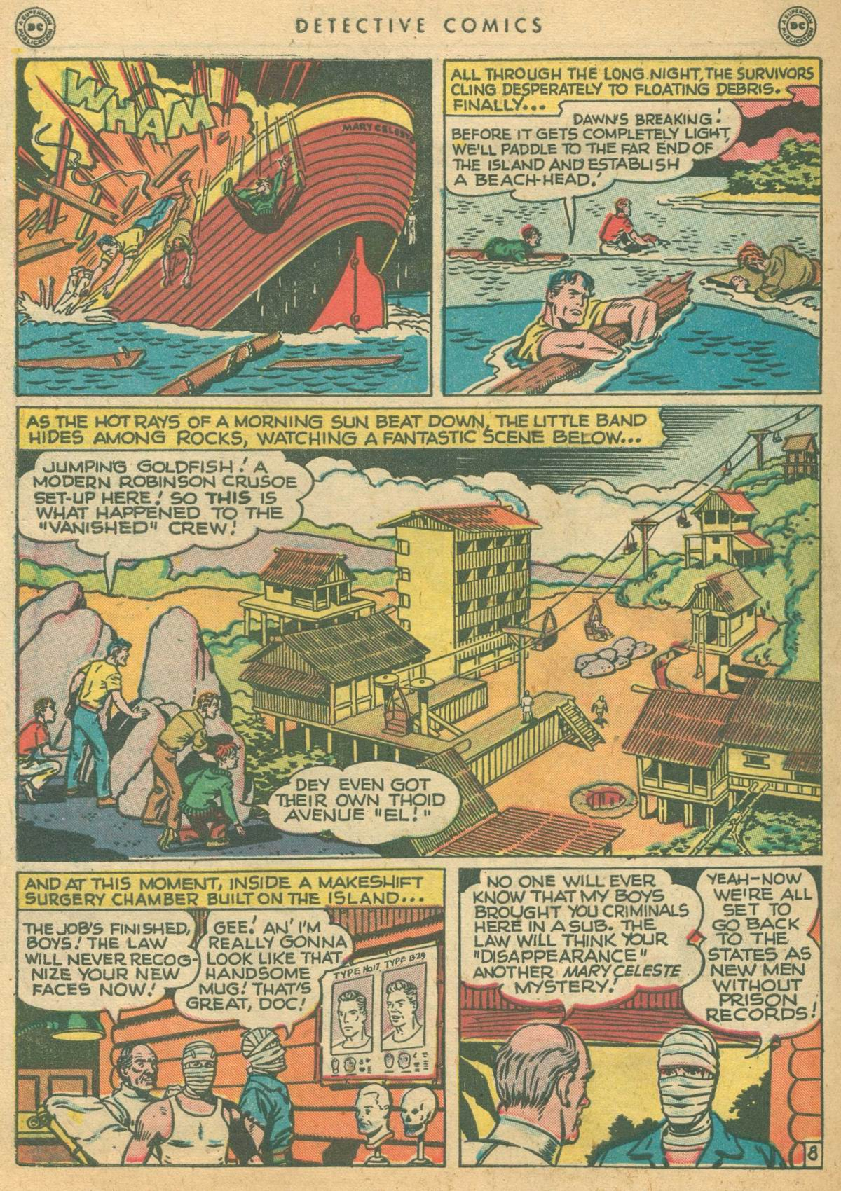 Detective Comics (1937) 138 Page 43