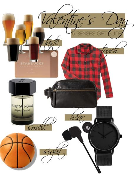 5 Senses Valentine S Day Gift Guides
