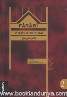 Farabi - Kitabu'l-Burhan (Kitâbu'l-Burhân)