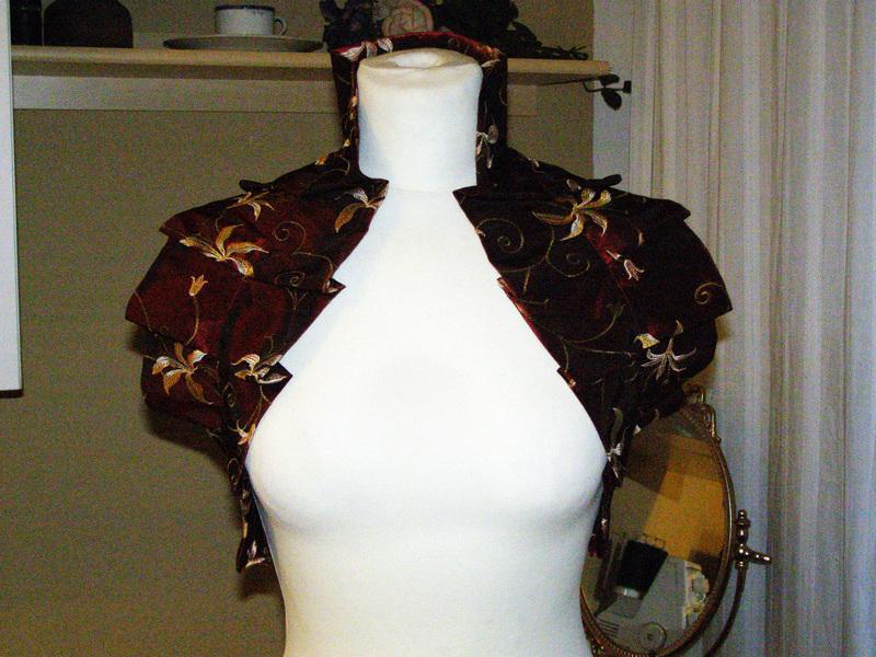 12 6 shoulder wraps gewandfantasien 12 6 shoulder wraps. Black Bedroom Furniture Sets. Home Design Ideas