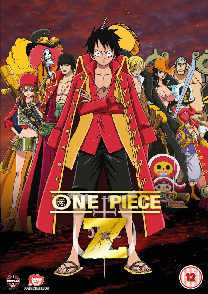 One Piece The Movie 12: Z