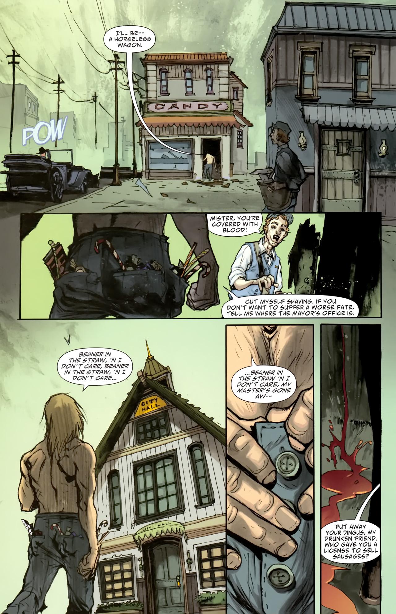 Read online American Vampire comic -  Issue #3 - 24