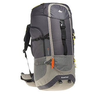 Quechua hiking,camping,mountaineering and travelling Backpacks