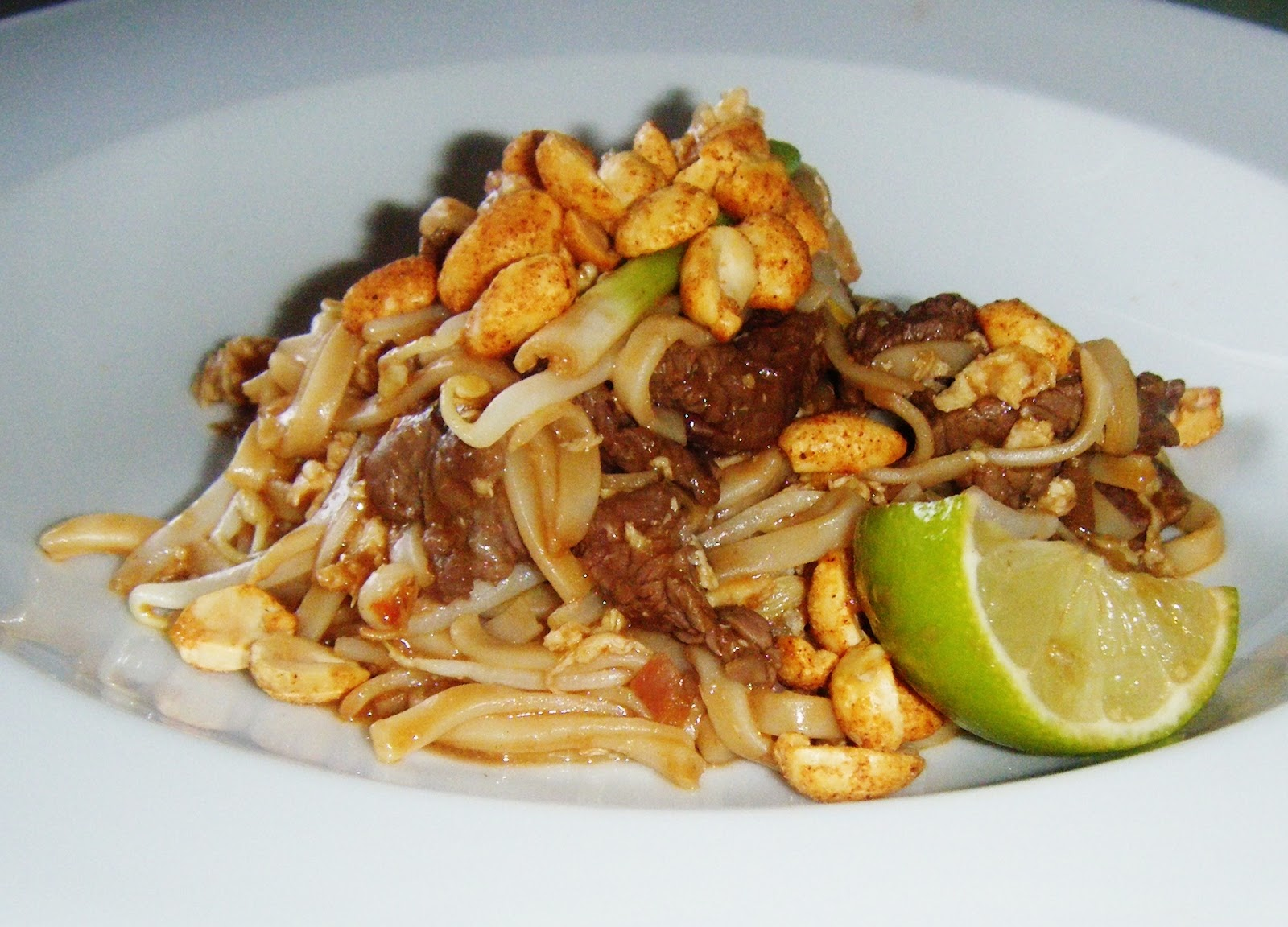 the Best Recipes Beef Pad Thai