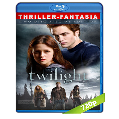 Crepusculo (2008) BRRip 720p Audio Trial Latino-Castellano-Ingles 5.1