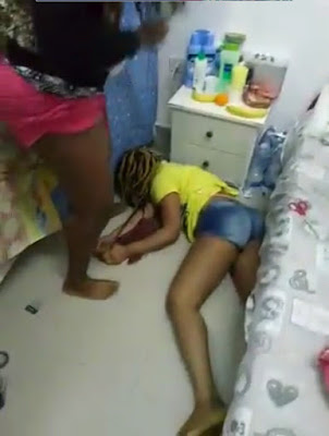 Young Lady Beaten To Death By Her Roommate While Others Watch!