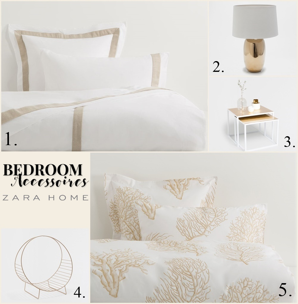 Bedroom Decoration & Interior Accessoires - Collage