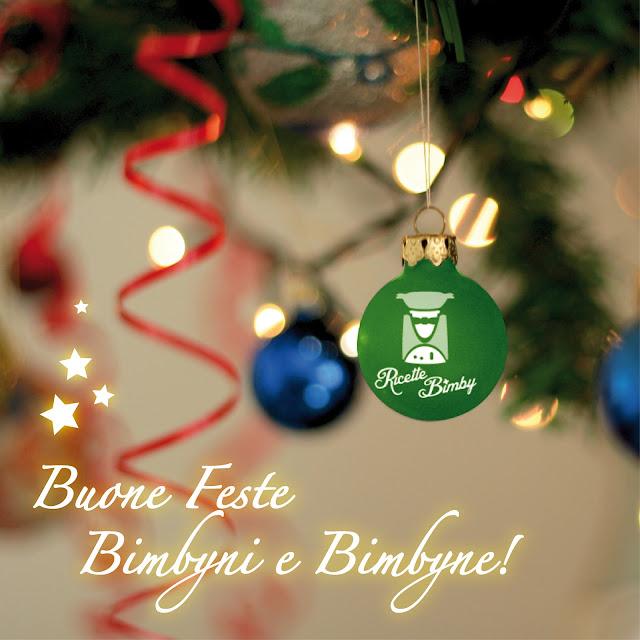 bimby, buone vacanze, buon natale e felice anno nuovo!!!