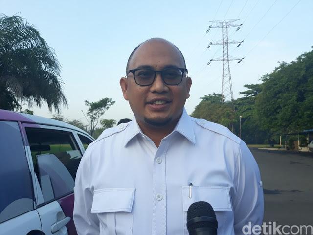 Rumah Mardani Dimolotov, Gerindra: #2019GantiPresiden Jangan Takut