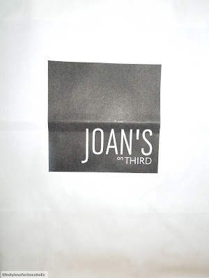 bag from joans on third