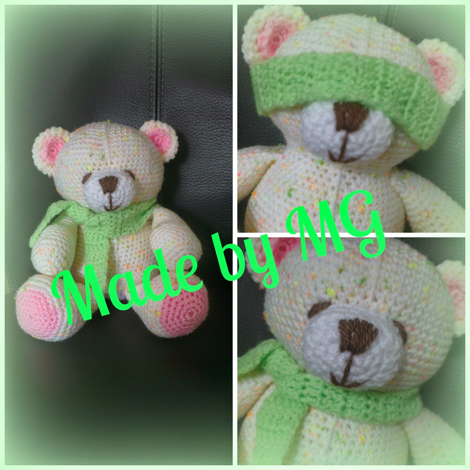Made By Mg Een Forever Friends Bear Voor Mn Dochter