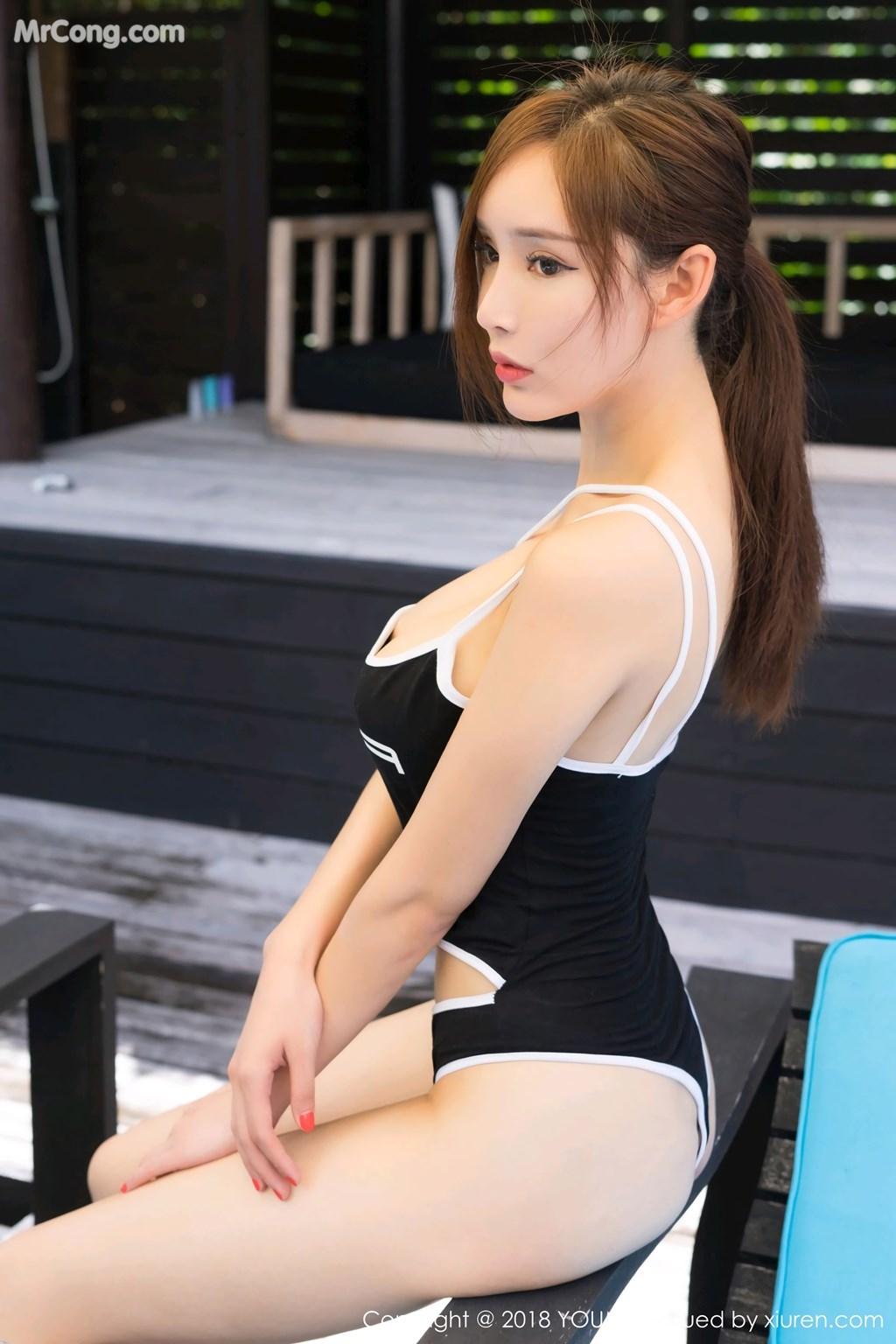Image YouMi-Vol.230-Tu-Fei-Yuan-Ai-Cuo-Qiong-MrCong.com-009 in post YouMi Vol.230: Người mẫu 奶瓶土肥圆 (44 ảnh)