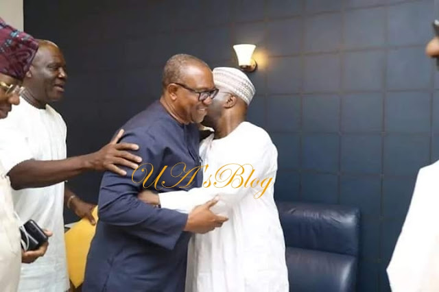 VP Debate: What Atiku said about Peter Obi's performance