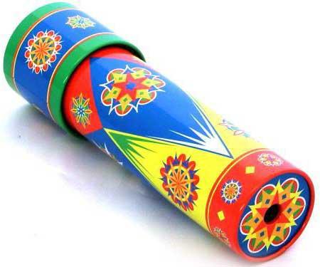 The Kaleidoscope, a Wonderful Toy
