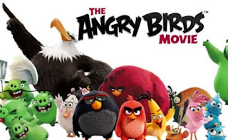 Film The Angry Birds Movie 2016