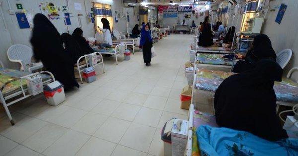 اليمن تعلن عن تفشى وباء الكوليرا